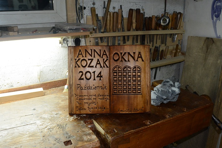 Anna Kozak - Okna