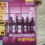 Język niemiecki biznesowy! Deutsch Aktuell