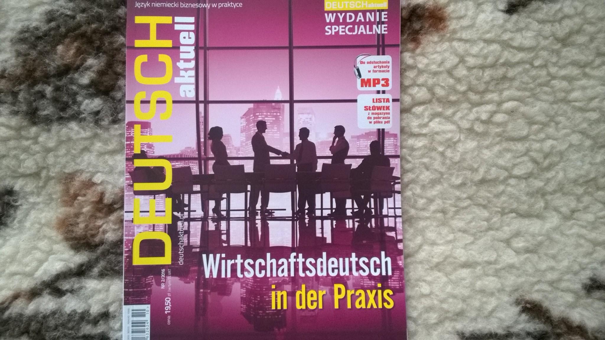język niemiecki biznesowy