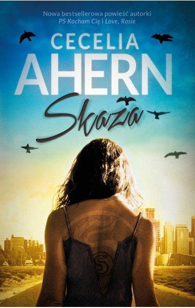 książka Skaza Cecelia Ahern