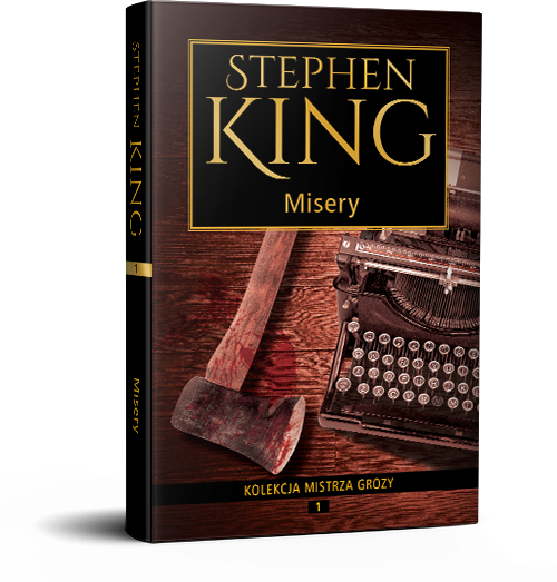 książka Misery