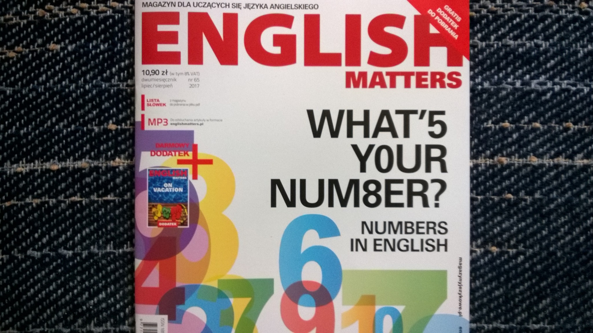 English Matters nowy numer