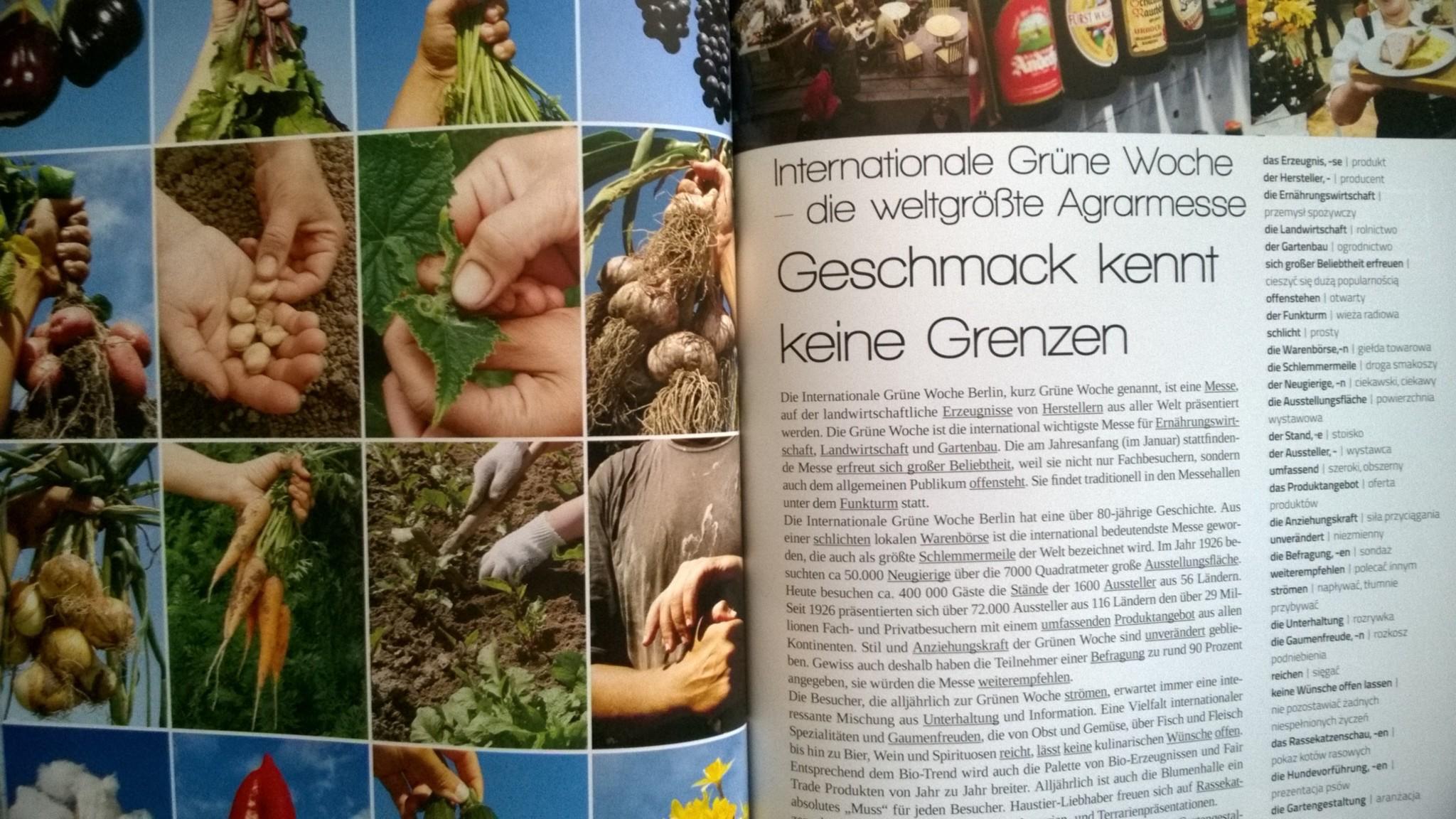 Wydanie spejalne Deutsch Aktuell