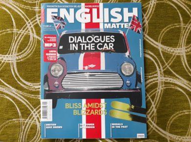 English Matters magazyn w języku angielskim