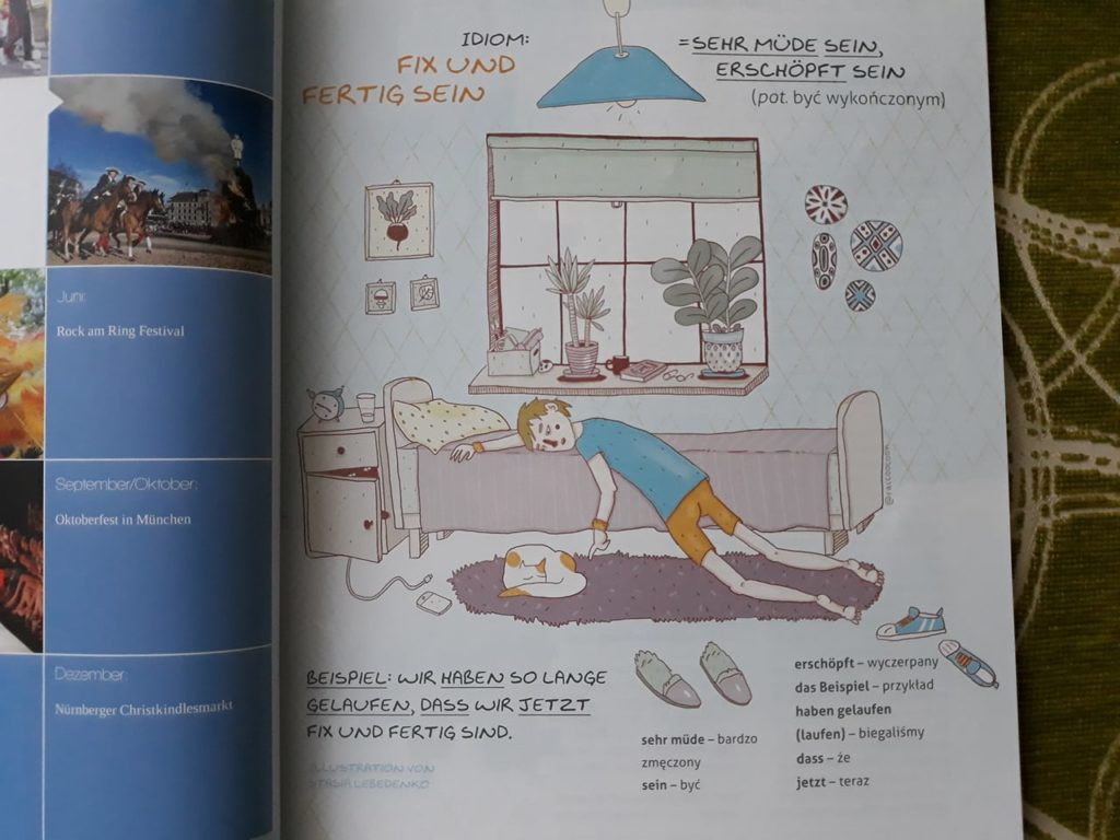 Deutsch Aktuell wydanie specjalne - język niemiecki dla początkujących