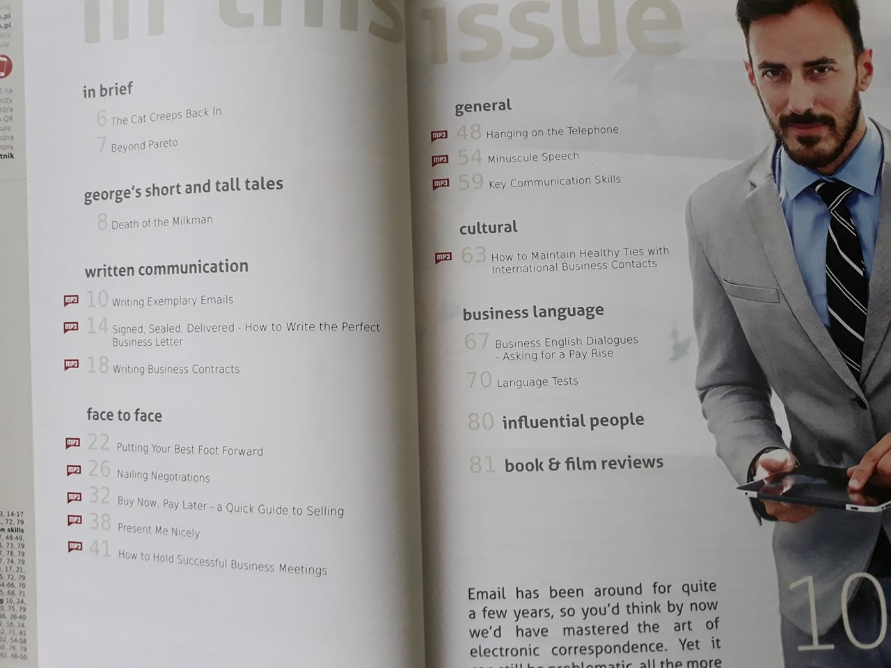 język angielski biznesowy