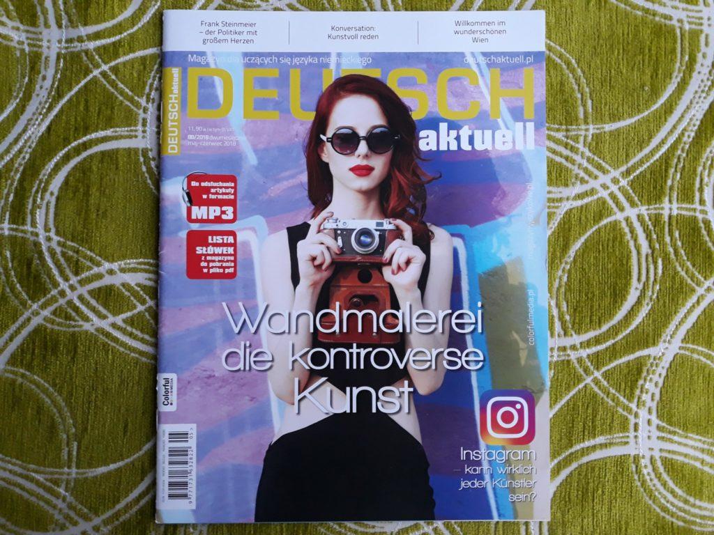 magazyn do nauki języka niemieckiego