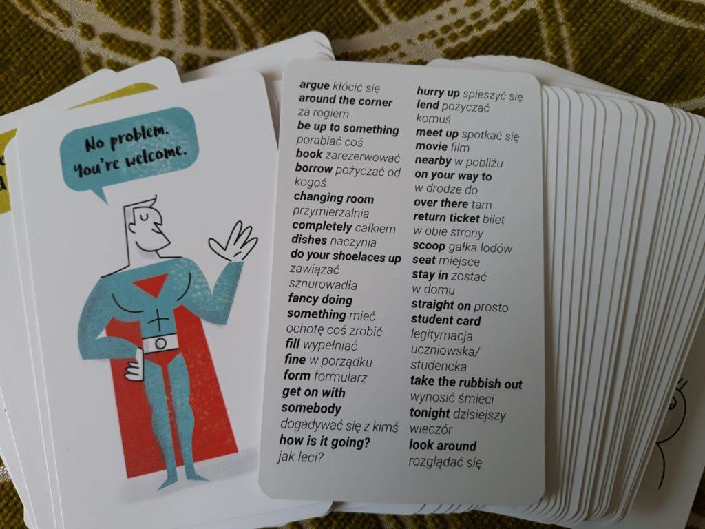 angielski kieszonkowiec - gra w języku angielskim