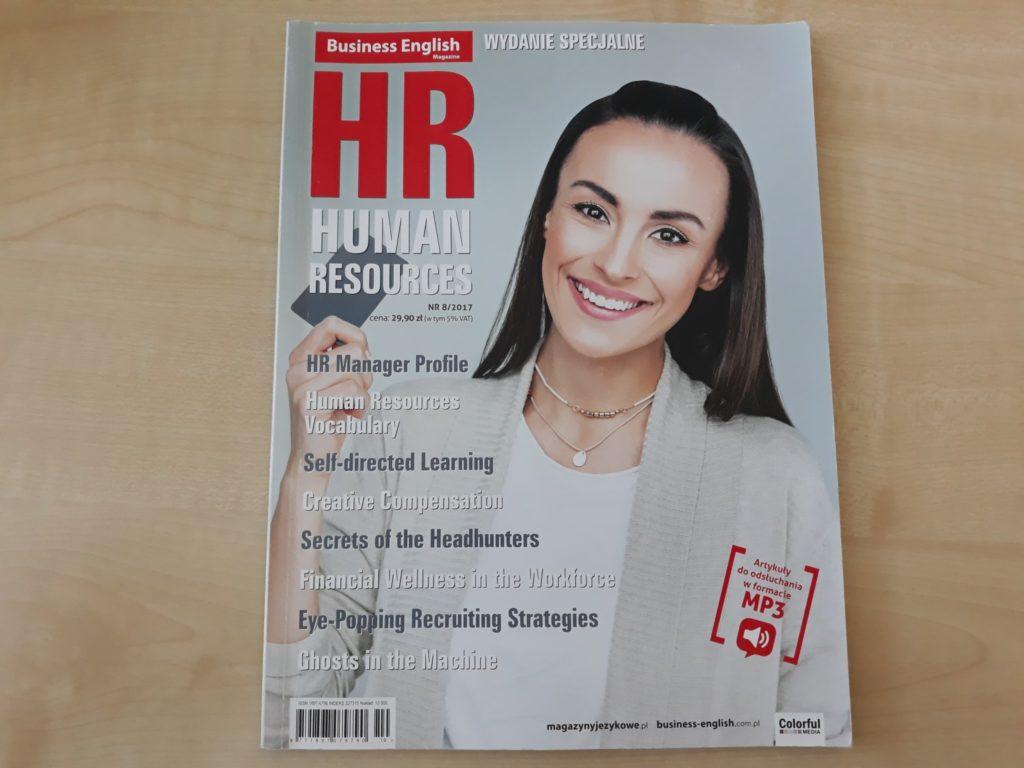 Magazyn HR - Business English - wydanie specjalne!