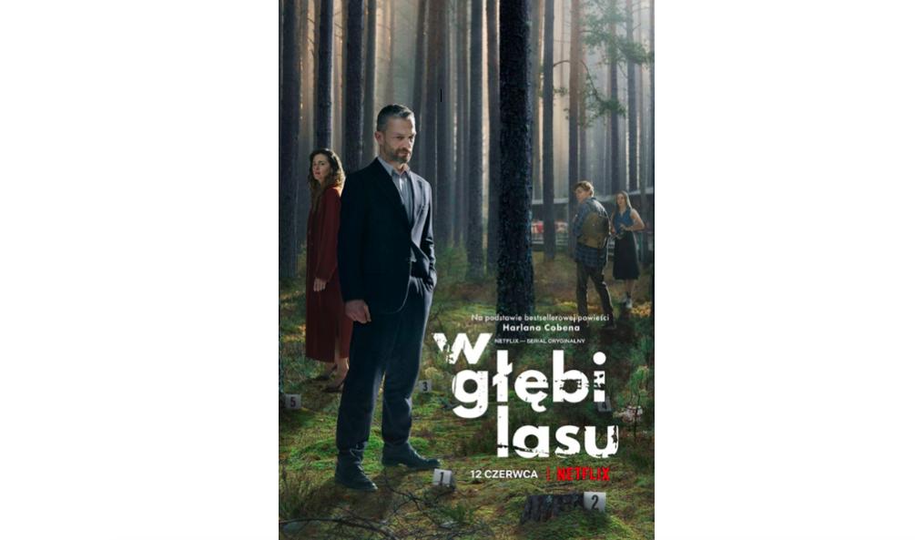 W głębi lasu - Harlan Coben - recenzje książek
