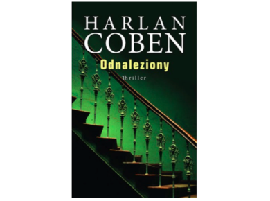 Książka_Odnaleziony_Harlan